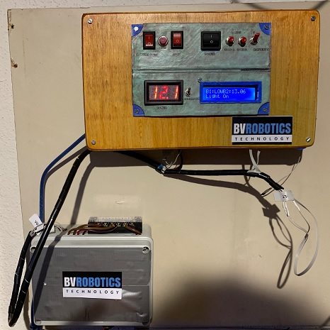 The RV Control unit