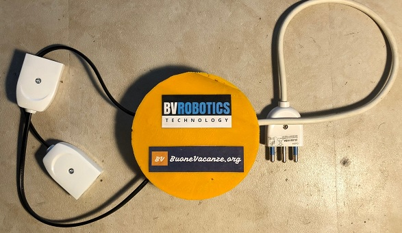 PowerPlug (2plugs) by BVRobotics